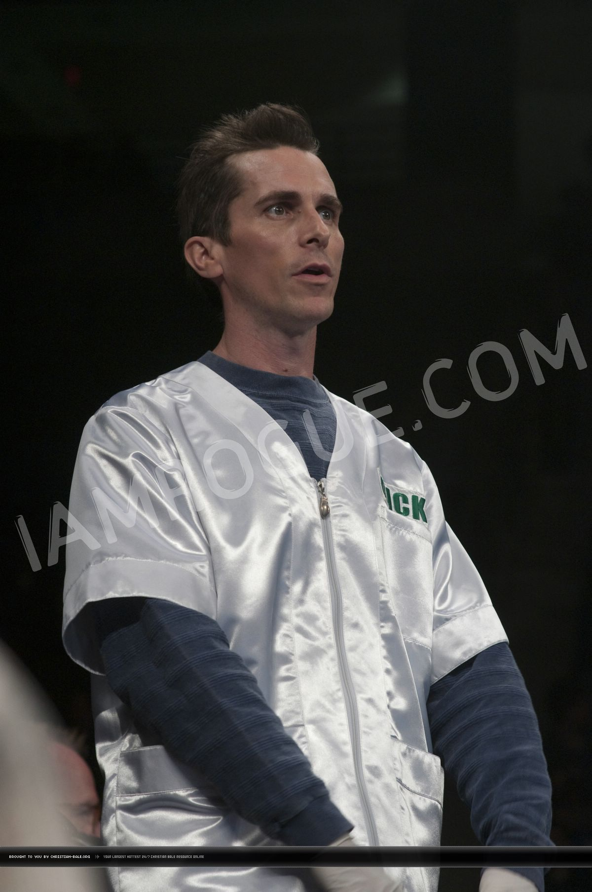 Christian Bale The fighter Christian Bale