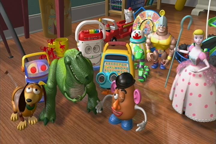 Toy Story 2 Screencaps