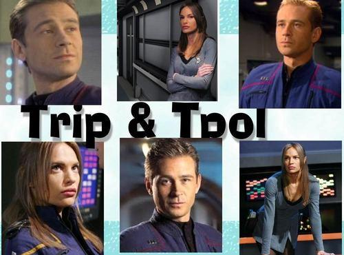 Trip/T'Pol