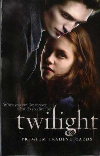 Twilight cards