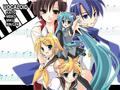 Vocaloids Wallpaper