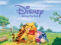 Winnie-the-Pooh Wallpaper