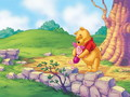 Winnie l'ourson fond d'écran