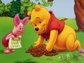 Winnie Pooh fondo de pantalla