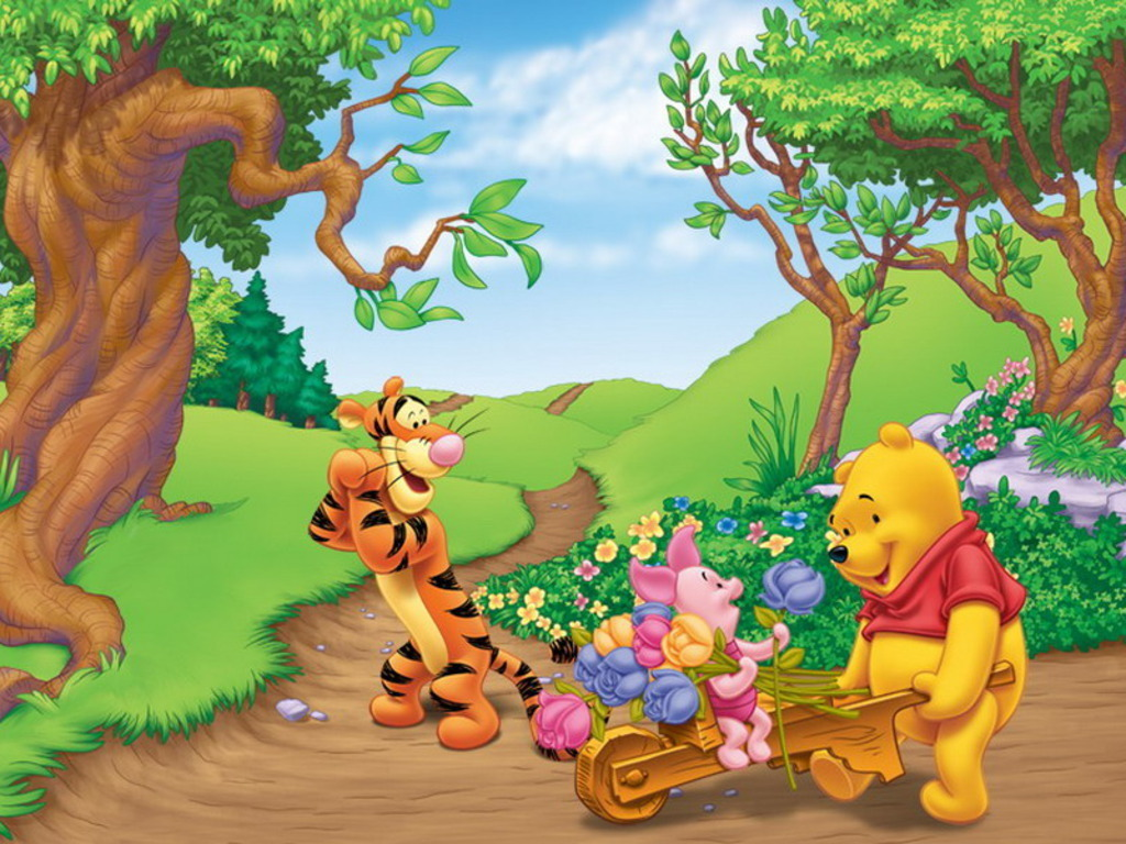 pooh wallpapers winnie the - photo #25