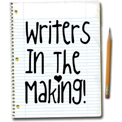 Writers in the Making 图标 - do not steal!