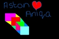 astons heart belongs to aniqa - jls fan art