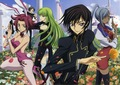code geass group