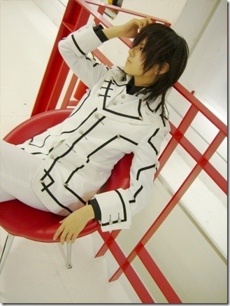 cosplay of kaname