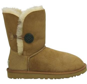 csboots.com UGG Bailey Button kastanje Boots UGG Bailey Button kastanje Boots