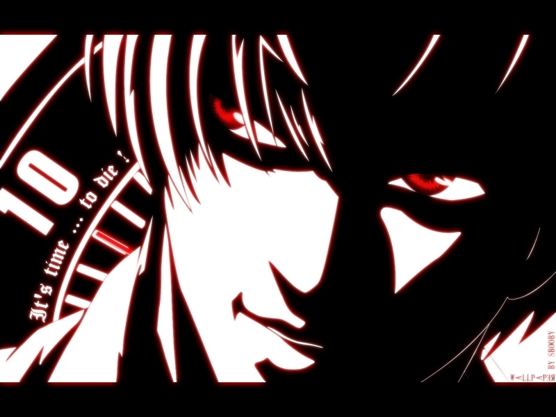 death note light wallpaper - photo #8