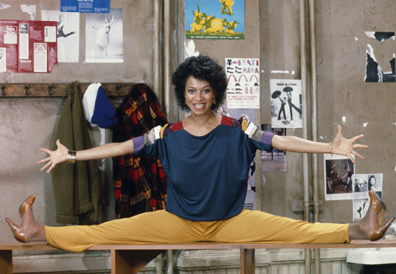 Debbie allen fame- tv series