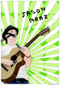 mraz  - jason-mraz fan art