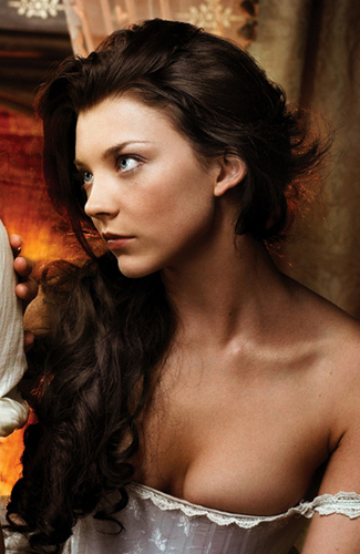 Anne Boleyn wallpaper possibly with a portrait called natalie dormer