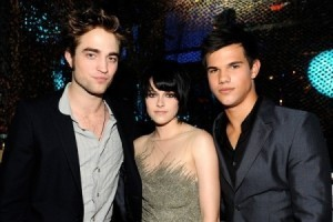 twilight cast at VMA 2009