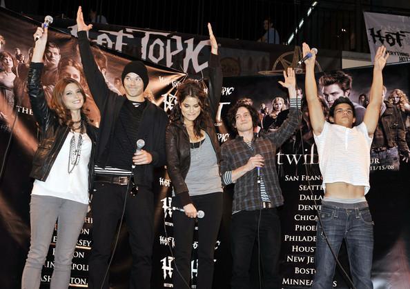twilight cast♥♥♥