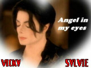 *Angel MJ In My coração To Sylvie*