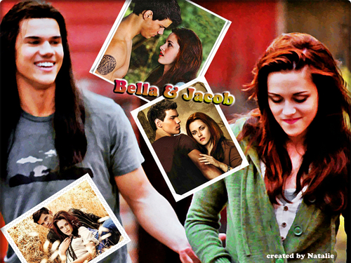*Bella & Jacob*