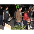 Joe, Demi, Kevin & Danielle in Toronto  - the-jonas-brothers photo