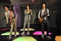 Madame Tussauds Wax Figures in Hollywood - the-jonas-brothers photo