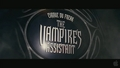 'The Vampire's Assistant' Featurette - cirque-du-freak screencap