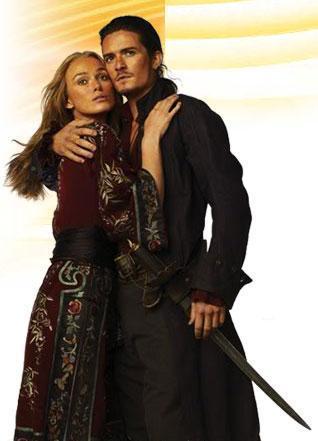 ♥ Will and Elizabeth Turner ♥