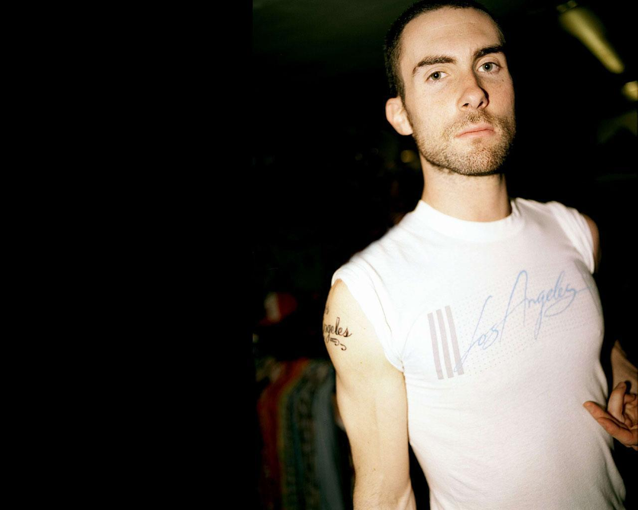 Adam Levine - Picture Colection
