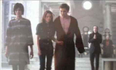 Alice, Bella and Edward from Movie Companion