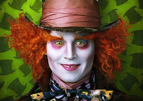 Alice in wonderland - Mad Hatter