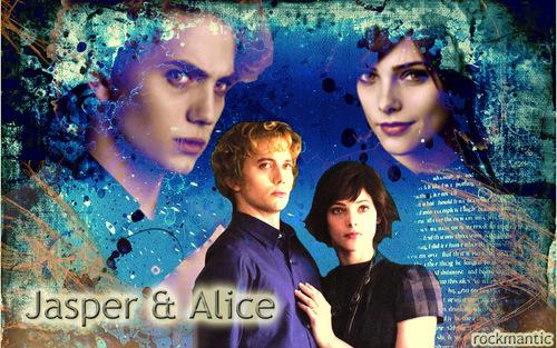 Alice n Jasper