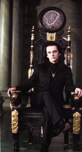 The Volturi wallpaper containing a throne entitled Aro