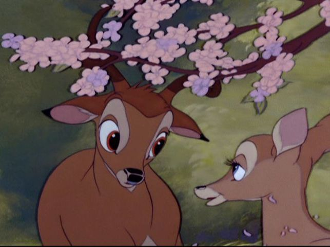 Bambi And Faline Disney Couples images ...