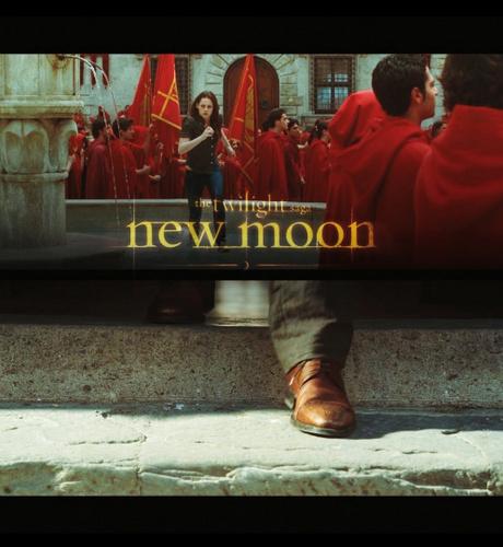 Bella & Edward New Moon Promo
