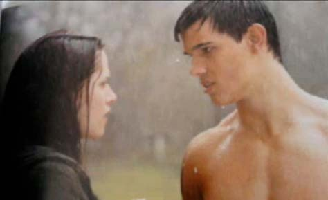 Bella and Jake from movie companion