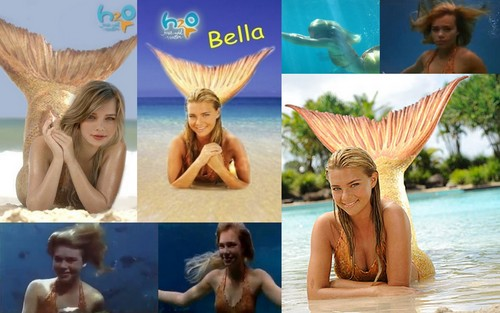 Bella wallpaper