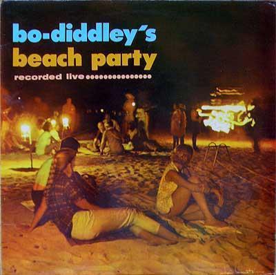 Bo Diddley's pantai Party