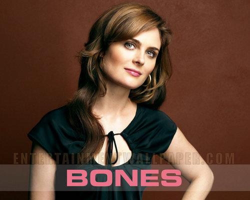 Bones پیپر وال <3