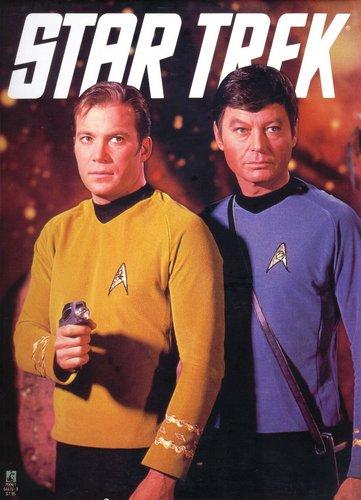 Bones and Kirk