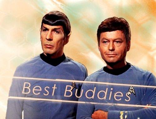 অস্থি and Spock