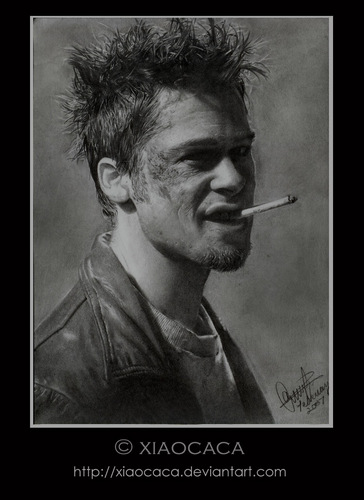tyler durden wallpaper