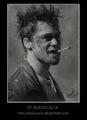Brad Pitt: Tyler Durden