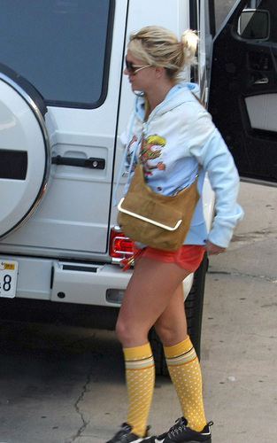 Britney in Hollywood