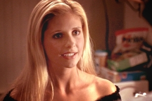 Buffy the Vampire Slayer wallpaper with a portrait called Buffy Summers Photos