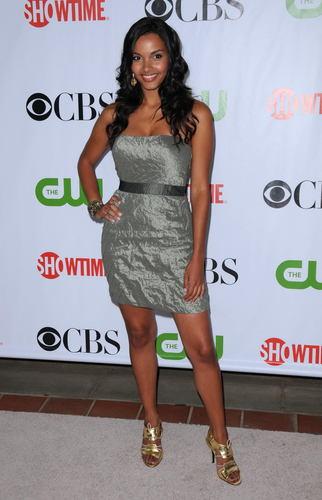 CBS, CW, CBS Телевидение Studios & Showtime TCA party