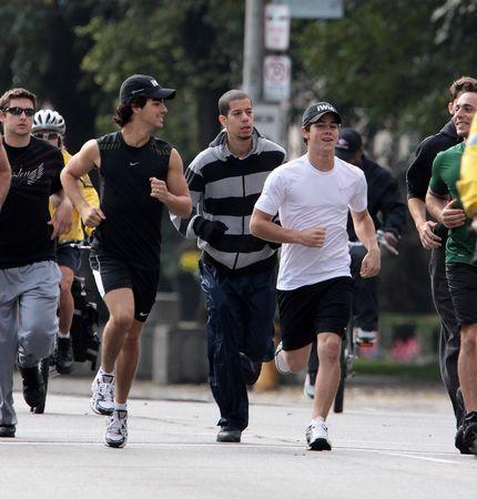 CIBC's Run For The Cure 5K in Toronto, Canada - 4.10.09