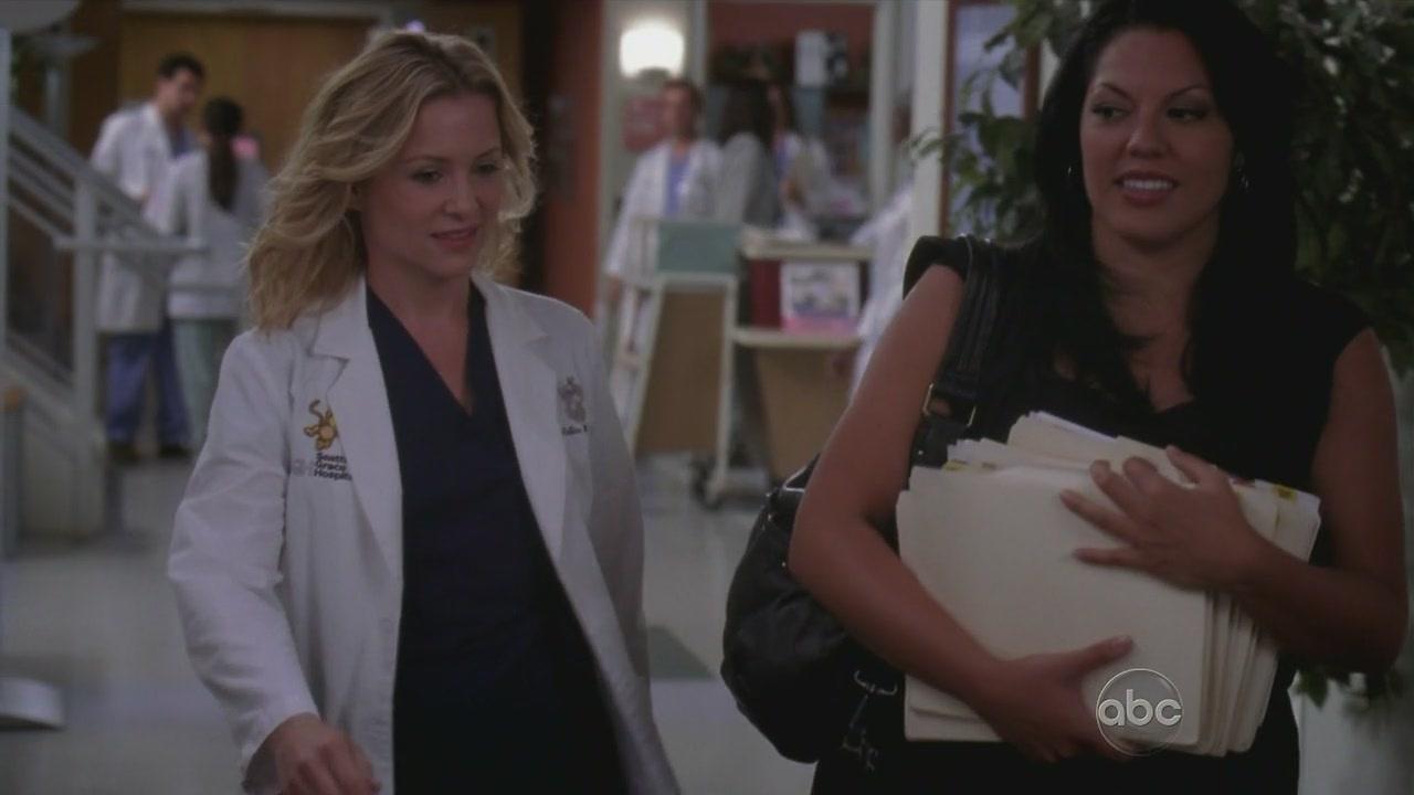 Grey Anatomy Callie And Arizona 6232060 Es Youlandfo
