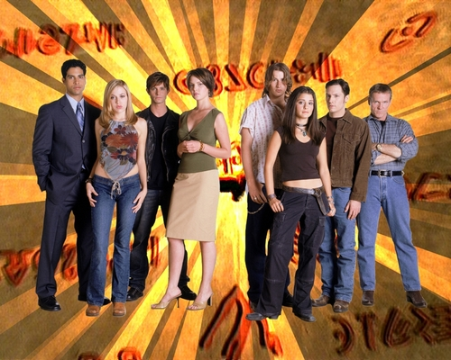 Roswell wallpaper possibly with a business suit and a circus tent called Cast