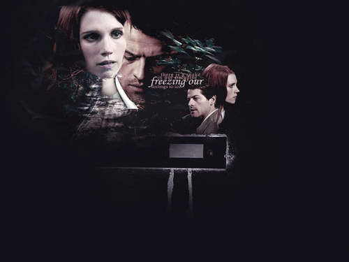 Castiel + Anna
