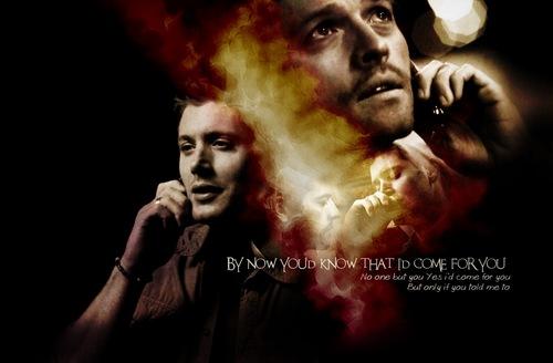 Castiel & Dean <3
