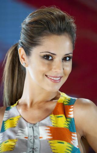 Cheryl on X-Factor